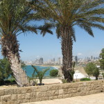 Jaffa - view of Tel Aviv from Jaffa Ann Goldberg