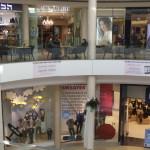 Jerusalem Mamilla mall