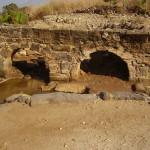 Tiberias ancient hot spring Ann Goldberg